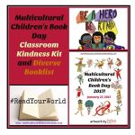 "Readyourworld On Twitter: ""today Is #worldkidnessday! Our Offering   Free Printable Multicultural Posters"