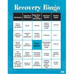 Recovery Bingo! Game For Adults | Addiction & Recovery | Addiction   Free Printable Recovery Games