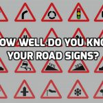Road Signs Quiz: Test Your Knowledge Of Uk Road Signs   Free Printable Testing Signs