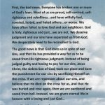 Salvation Tracts Printable   Google Search | The Good News | Good   Free Printable Tracts For Evangelism