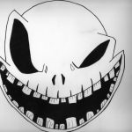 Scary Pumpkin Patterns Free Printable | Monster Face Pumpkin Stencil   Scary Pumpkin Patterns Free Printable