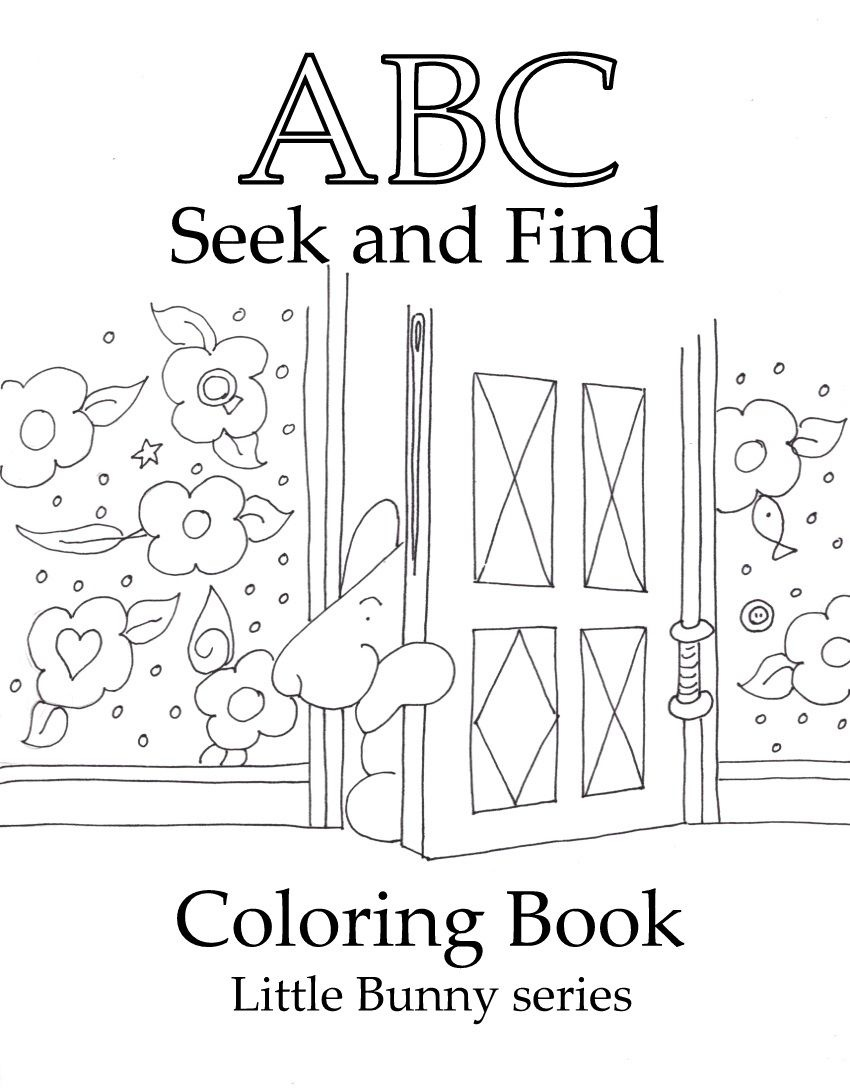 Seek And Finds | Alphabet | Coloring Pages, Toddler Learning - Free Printable Seek And Find
