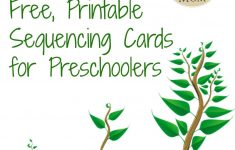 Sequencing Printables The Snowy Day Sequencing Worksheets Cause – Free Printable Sequencing Worksheets For Kindergarten