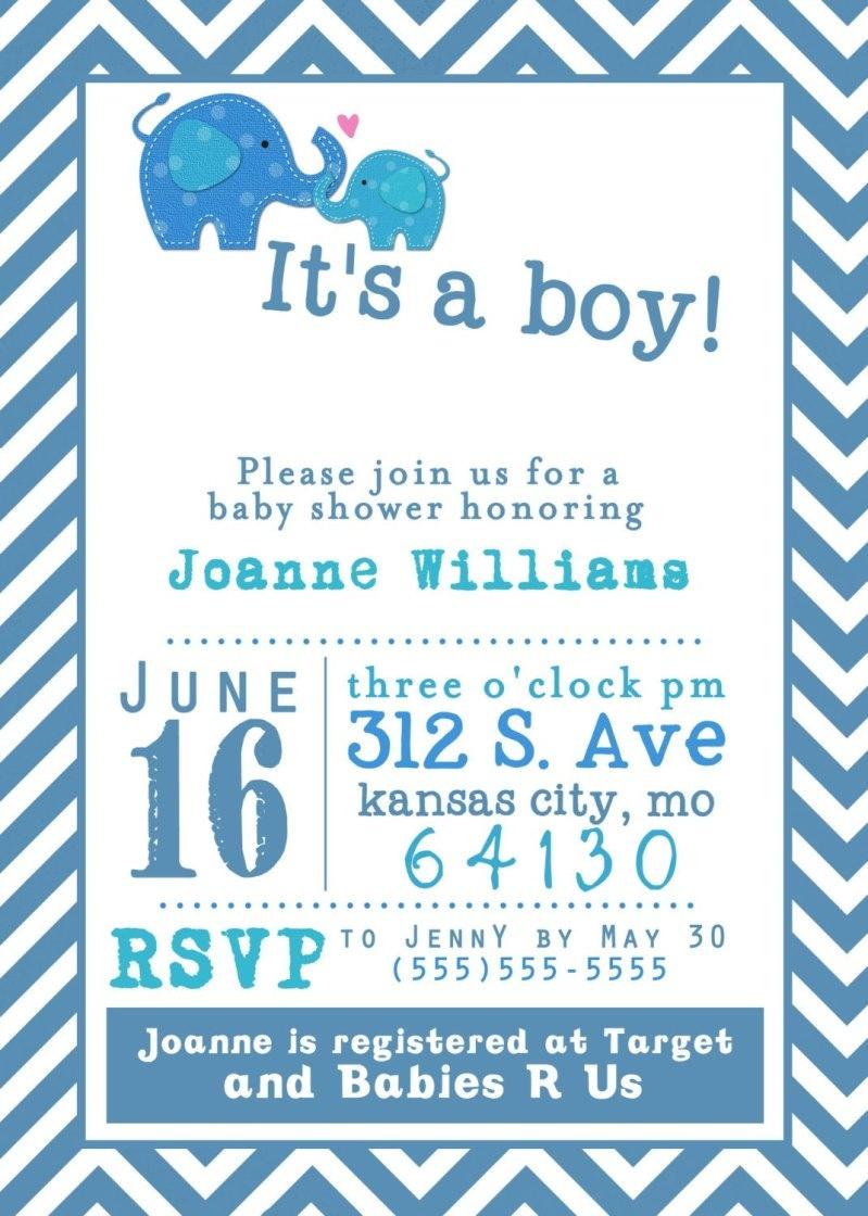 Serene Boys On Free Printable Owl Baby Shower Invitations Or - Free Printable Baby Shower Invitations Templates For Boys