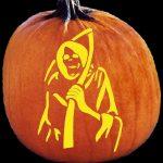 Spookmaster Online Pumpkin Carving Patterns   Media Information   Printable Nfl Pumpkin Carving Patterns Free