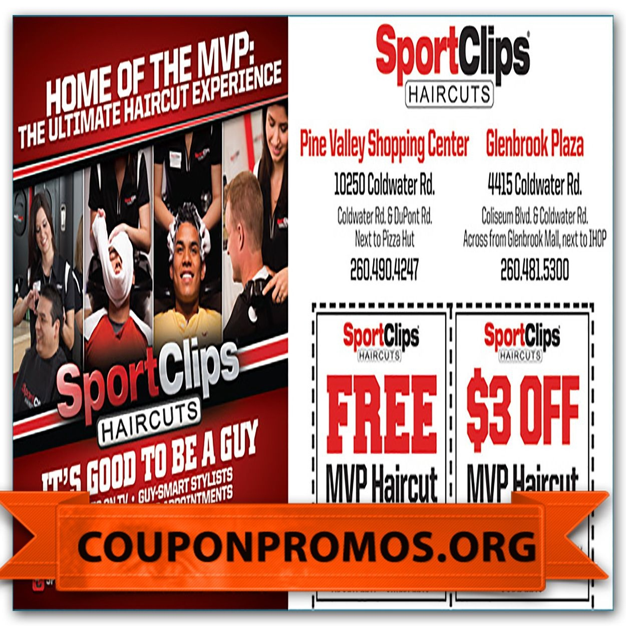 Sports Clips Coupon Printable For December | Sample Coupons For - Sports Clips Free Haircut Printable Coupon