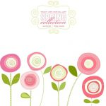 Spring Flowers Clip Art Free Printable 7   Cliparting   Free Printable Clip Art