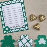 St. Patrick's Day Letter And Banner Printables | Lds Pins We Love   Free Printable St Patrick's Day Banner