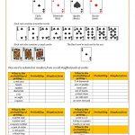 Statistic Maths Worksheets | Math | Probability Worksheets, Math   Free Printable Statistics Worksheets