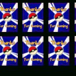 Summer Bloom: Teach. Create. Party: Pokemon Birthday Party With Freebies   Free Printable Pokemon Thank You Tags