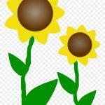 Sunflower Clip Art Free Printable Clipart Panda Free   Sunflower   Free Printable Clip Art