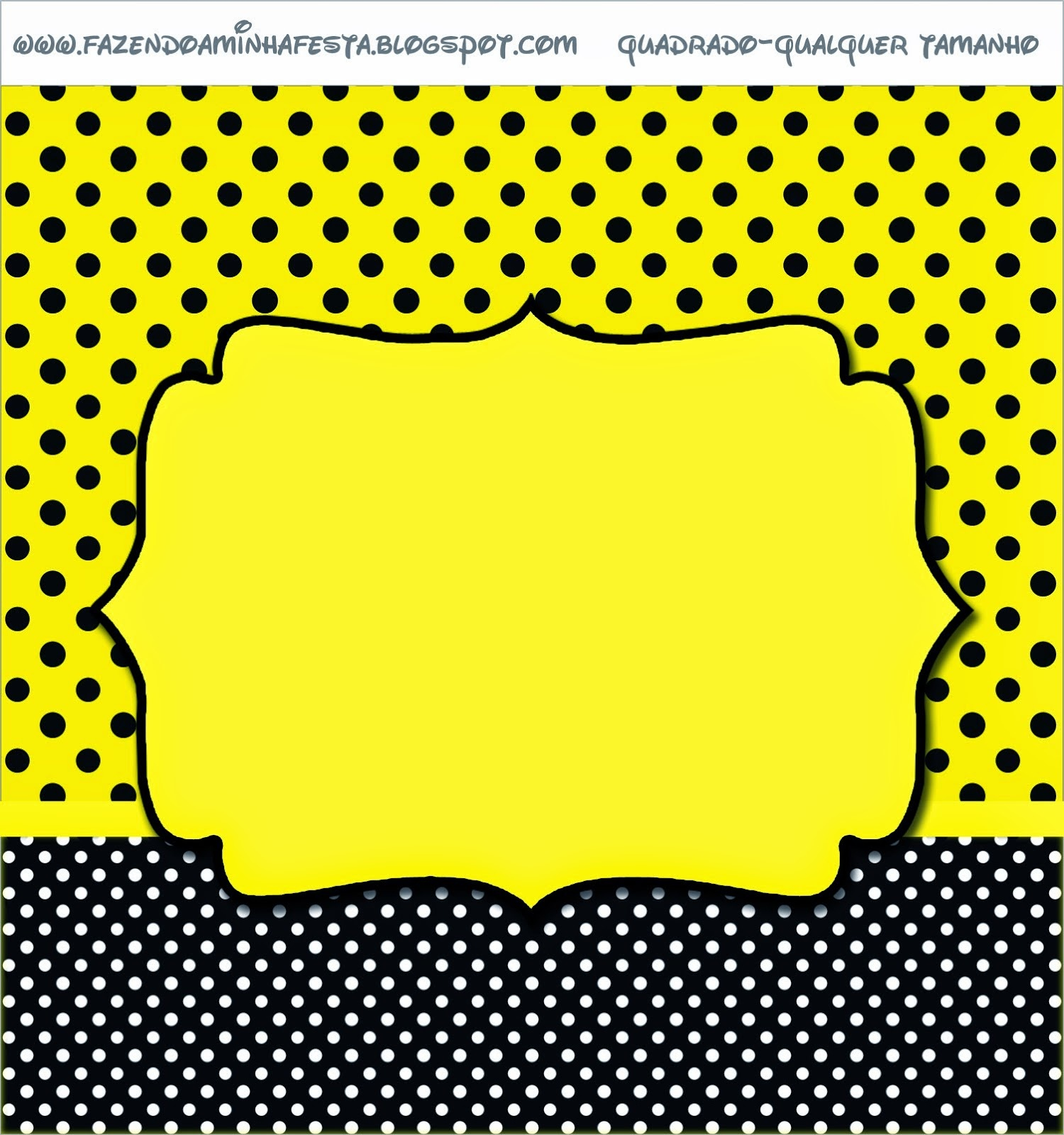 Sweet 16 Yellow With Black Polka Dots: Free Printable Candy Bar - Free Printable Sweet 16 Labels