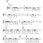 Taylor Swift 'delicate' Sheet Music, Notes & Chords In 2019 | Sheet   Taylor Swift Mine Piano Sheet Music Free Printable
