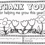 Teacher Appreciation Coloring Page | Projects In Parenting   Free Printable Teacher Appreciation Cards To Color