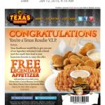 Texas Roadhouse Coupons Printable Free Appetizer (86+ Images In   Texas Roadhouse Free Appetizer Printable Coupon 2015