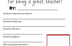 Thank You Teacher Free Printable | School Days | Teacher – Free Printable Teacher Appreciation Cards