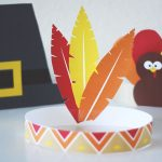 Thanksgiving Kids Hats – Free Printables | Printable | Kids Hats   Free Printable Thanksgiving Hats