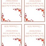 Thanksgiving Name Place Cards Templates – Happy Easter   Free Printable Place Cards Template
