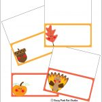 Thanksgiving Place Cards | Free Printable. Www.pdfhost/i… | Flickr   Free Printable Thanksgiving Place Cards