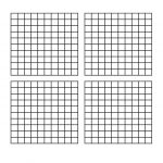 The Four Blank Hundred Charts Math Worksheet From The Number Sense   Free Printable Hundreds Grid