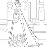 The Frozen Coloring Pages | Free Coloring Pages   Free Printable Frozen Coloring Pages