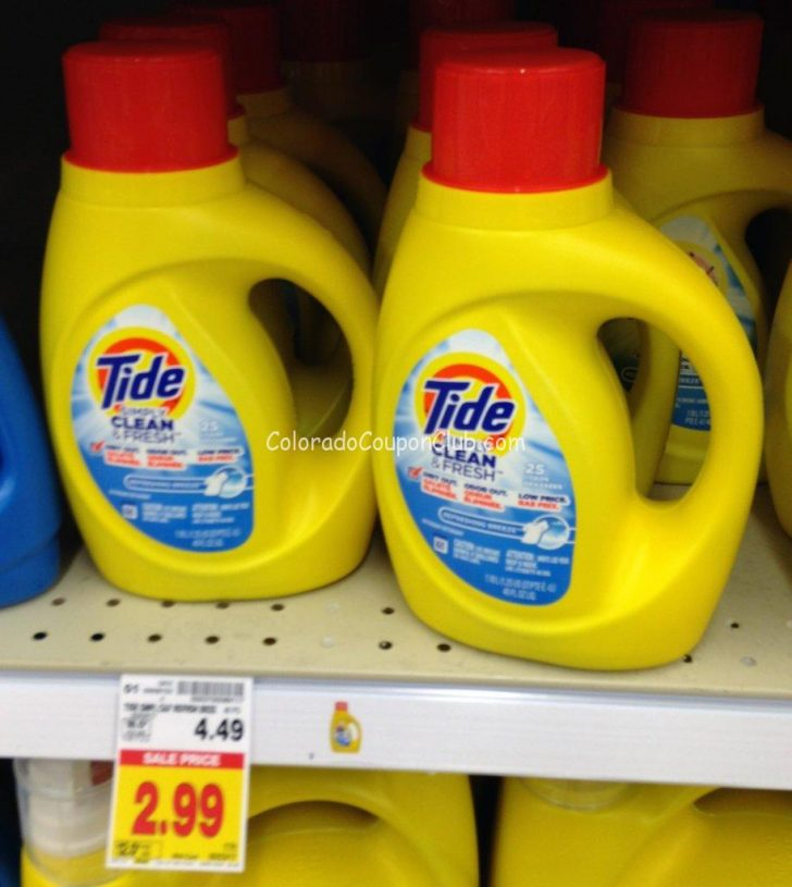 Free Printable Tide Simply Coupons