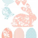 Todi: Free Printables For Easter Decoration. Th Print Used For This   Free Printable Easter Bunting