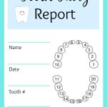 Tooth Fairy Ideas And Free Printables: Tooth Fairy Letterhead Report   Tooth Fairy Stationery Free Printable