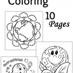 Top 20 Free Printable Earth Day Coloring Pages Online | Baha'i   Earth Coloring Pages Free Printable