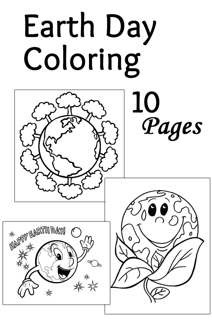 Top 20 Free Printable Earth Day Coloring Pages Online | Baha'i - Free Printable Earth Pictures