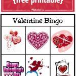 Valentine's Day Bingo Game {Free Printable} – Tip Junkie   Free Printable Bingo