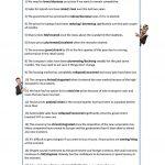 Verbs For Statistics Worksheet   Free Esl Printable Worksheets Made   Free Printable Statistics Worksheets
