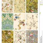 Vintage Floral Collage Sheet Or Tags Stock Illustration   Free Printable Picture Collage
