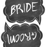Wedding Photo Booth Props Free Printable Templates   Wedding   Free Printable Photo Booth Sign Template