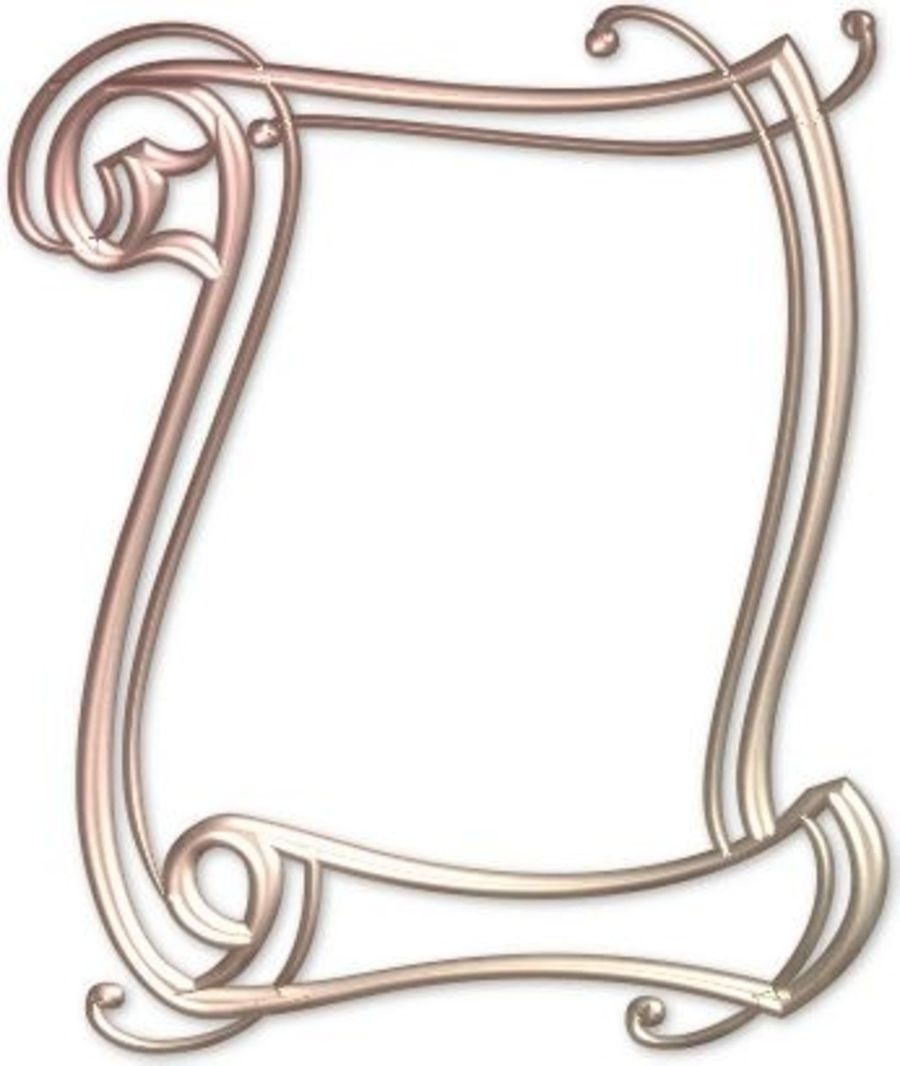 Wedding Scroll   Free Download Best Wedding Scroll On Clipartmag - Free Printable Wedding Scrolls