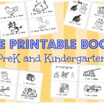 Wild Rumpus School House: *printable Books (Pk K)   Free Printable Books
