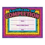 Wild Wonders Vbs Completion Certificates   Orientaltrading   Free Printable Vacation Bible School Materials