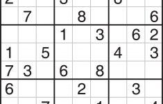Worksheet : Easy Sudoku Puzzles Printable Flvipymy Screenshoot On – Free Printable Sudoku Books