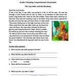 Worksheet Third Grade Comprehension Worksheets Reading Worksheets   Free Printable 3Rd Grade Reading Worksheets
