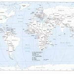 World Maps   Perry Castañeda Map Collection   Ut Library Online   Free Printable World Maps Online