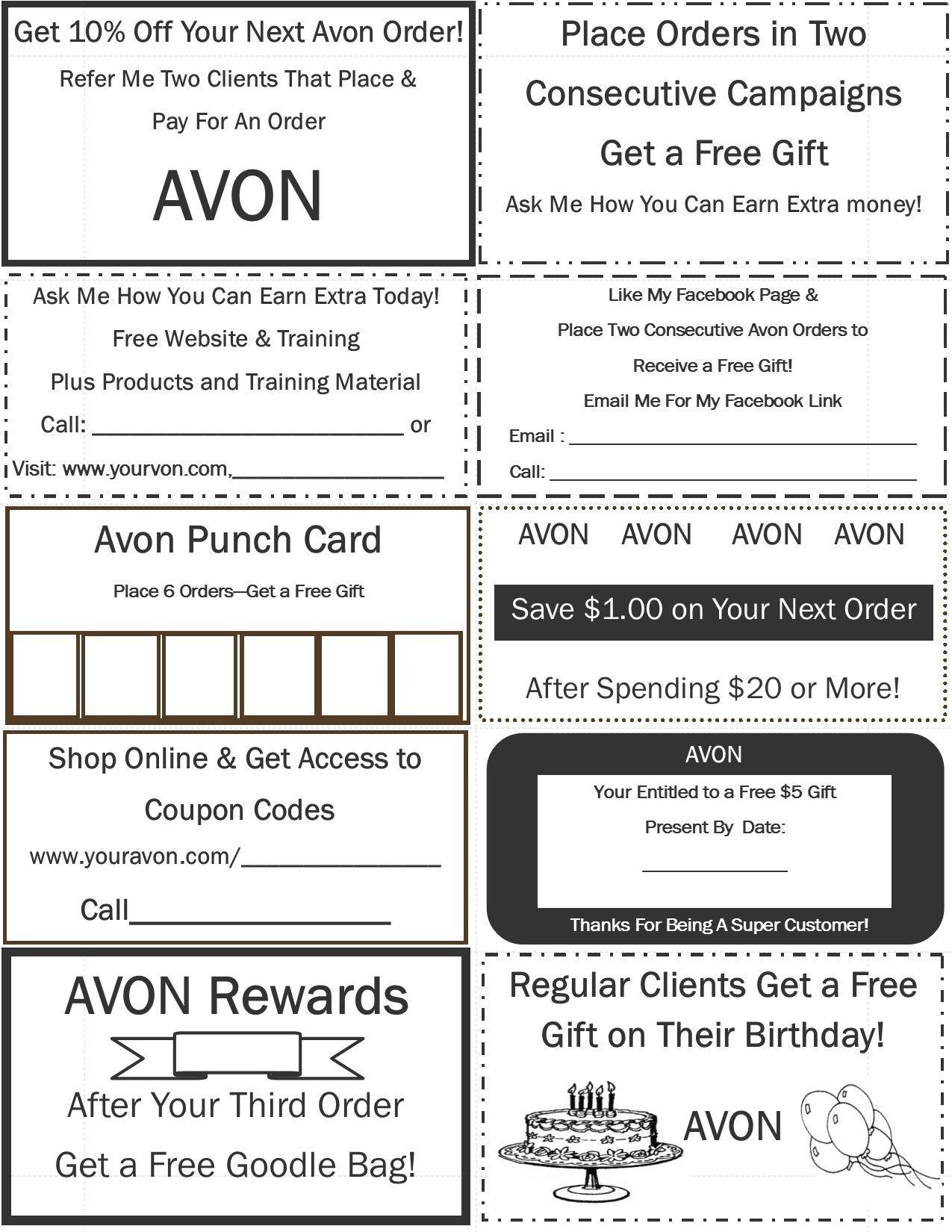 Www.youravon/colleengaffney   Avon In 2019   Avon, Avon 2017 - Free Printable Avon Flyers