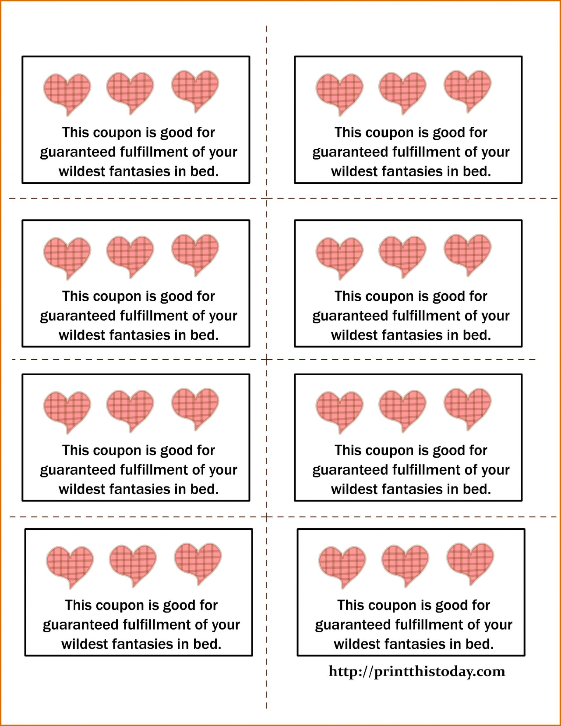 001 Free Printable Coupon Templates Template Ideas Surprising Book - Free Printable Coupon Templates