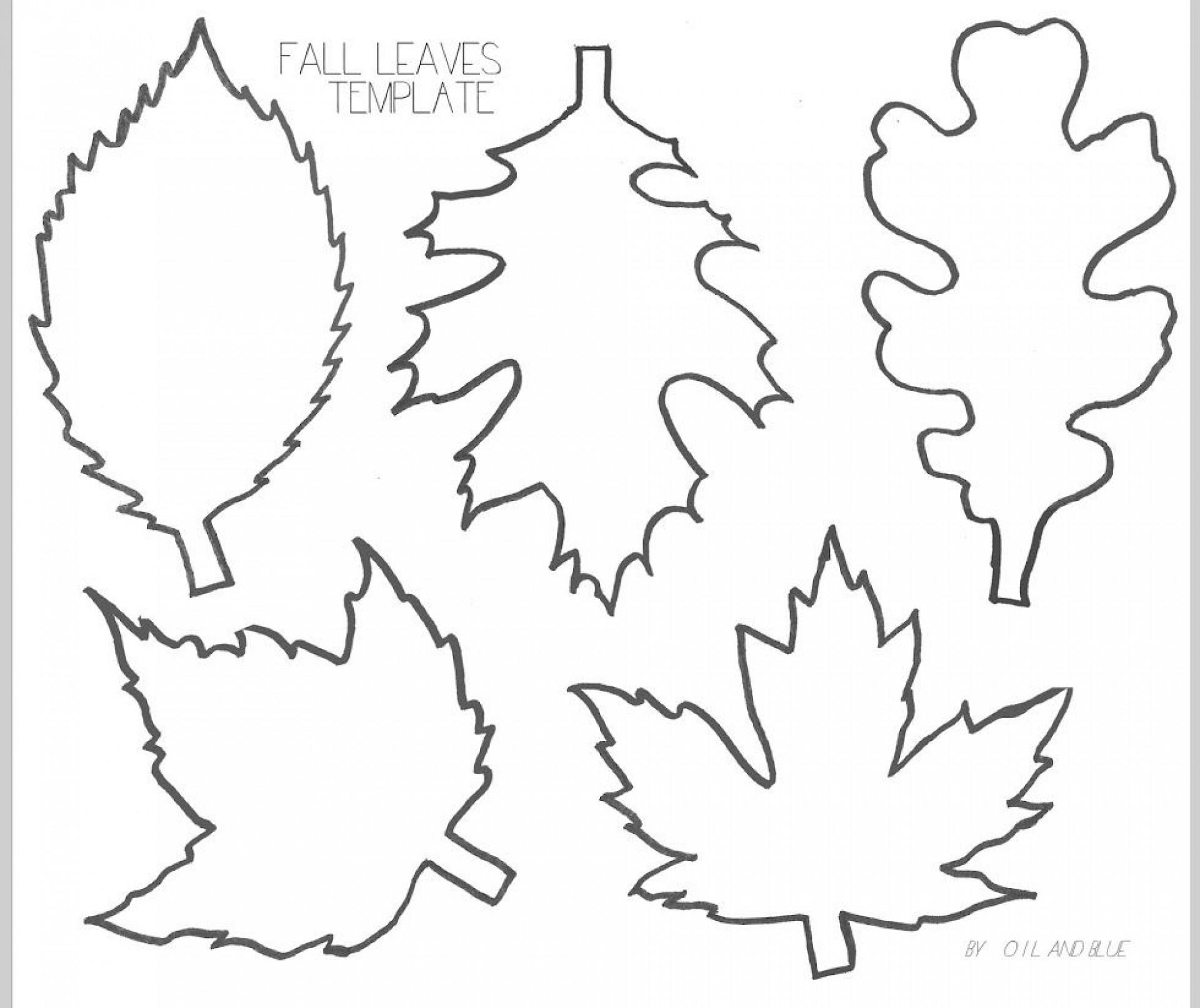 001 Free Printable Leaf Template Amazing Ideas Pineapple Rose - Free Printable Leaf Template