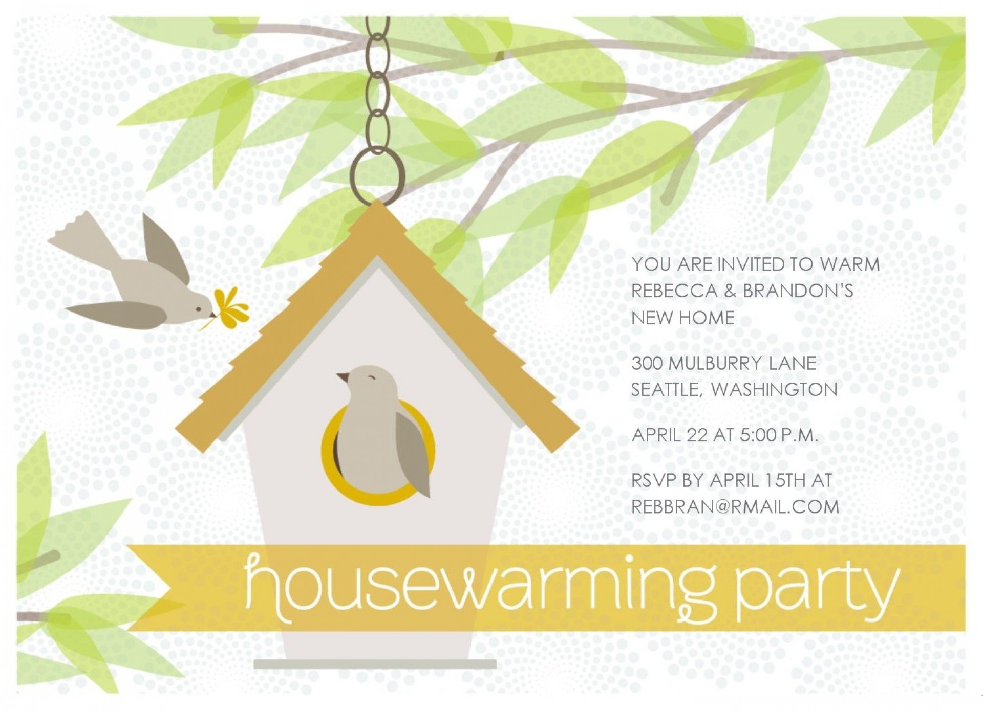 012 Free Housewarming Invitation Templates Printable Party - Free Printable Housewarming Invitations Cards