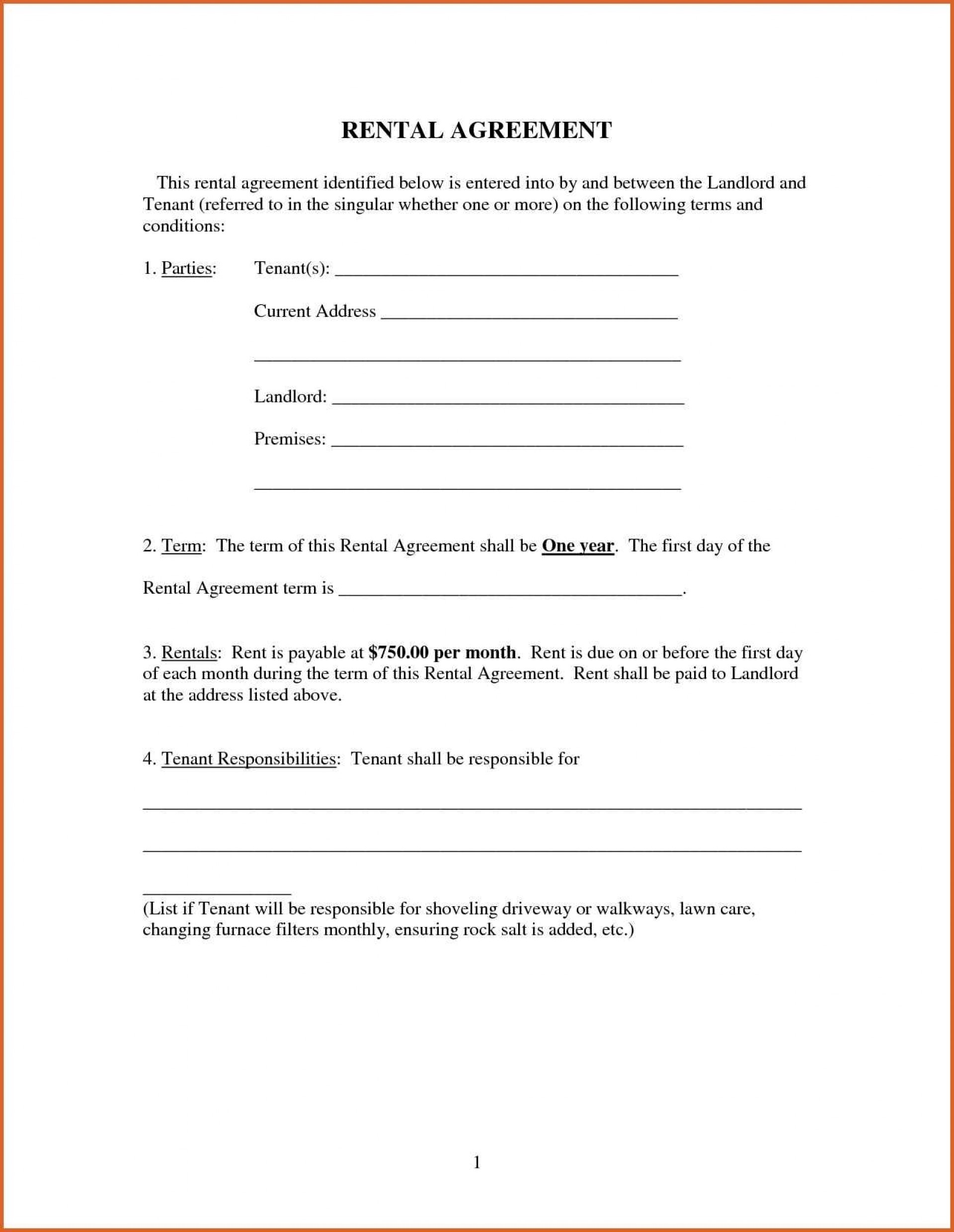 019 Free Printable Month To Rental Agreement Best Of Room Lease - Free Printable Lease Agreement Forms