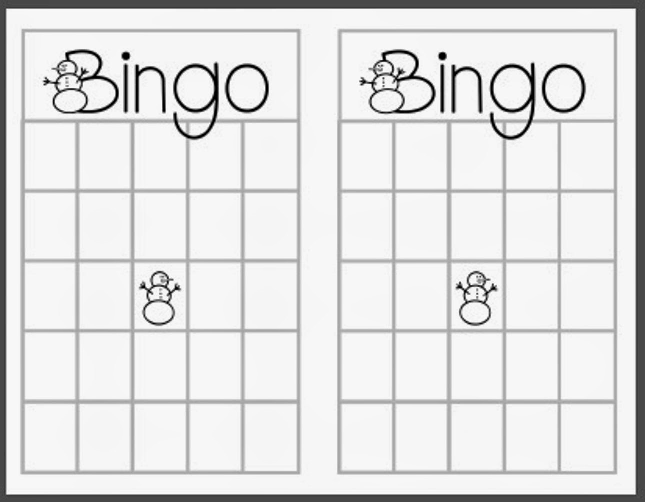 023 Template Ideas Blank Bingo Card Awesome Best Of Free Printable - Free Printable Blank Bingo Cards