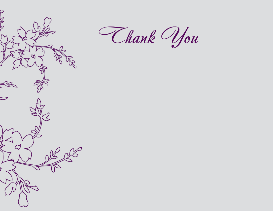 027 Printable Thank You Card Templates Template Exceptional Ideas - Thank You Card Free Printable Template