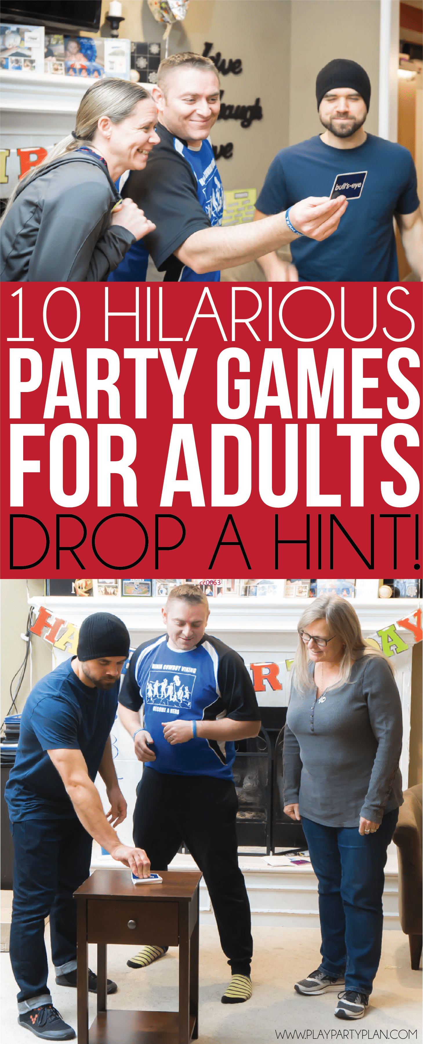 10 Hilarious Party Games For Adults That You've Probably Never Played - Free Printable Women's Party Games