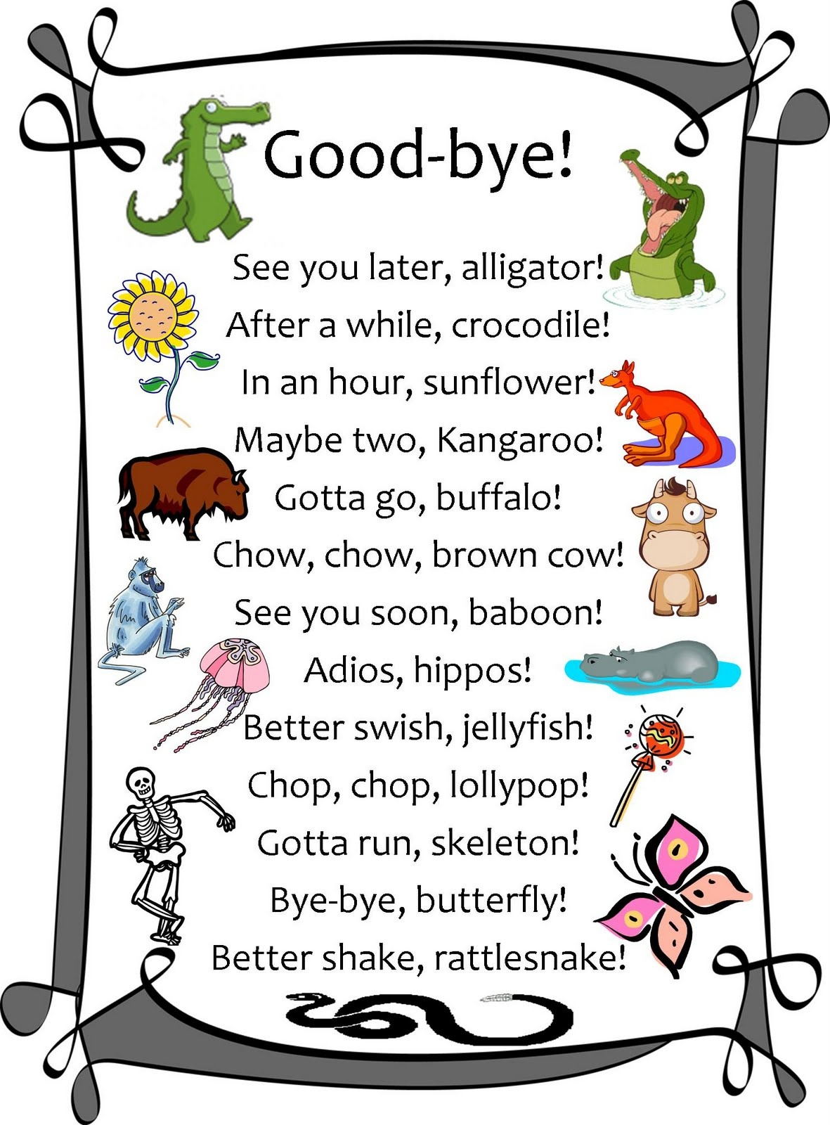 11 Best Photos Of Free Printable Farewell Cards Co-Worker - Good Bye - Free Printable Farewell Card For Coworker