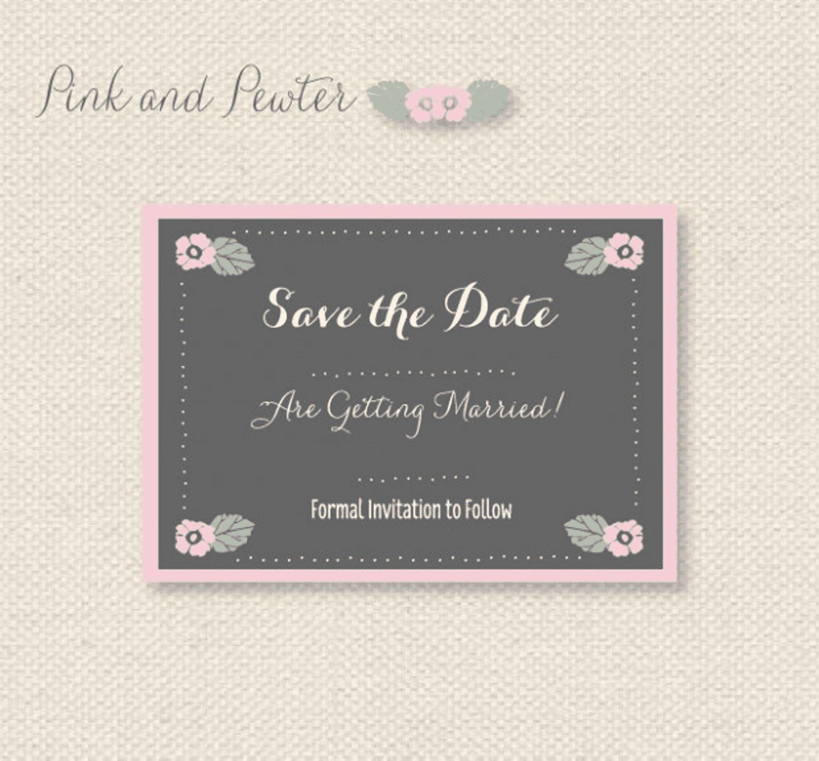 11 Free Save The Date Templates - Free Printable Save The Date Birthday Invitations